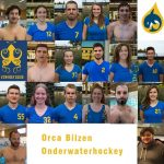 Orca's in een nationaal team